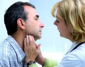 Щитовидна залоза: симптоми захворювання у чоловіків фото