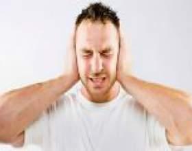 Шум в голові: причини, лікування народними засобами фото