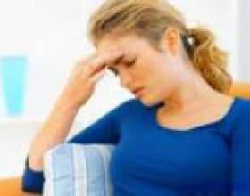 Сильний головний біль і нудота, що робити? фото