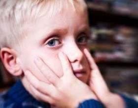 Симптоми і ознаки аутизму у дітей фото