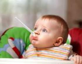 Симптоми кишкової інфекції у дітей фото