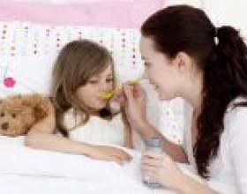 Симптоми застуди і грипу у дітей і дорослих фото
