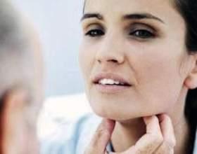Симптоми раку щитовидної залози фото
