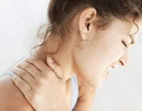 Симптоми шийного остеохондрозу у жінок фото