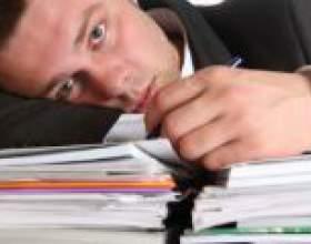 Синдром хронічної втоми - симптоми, лікування фото