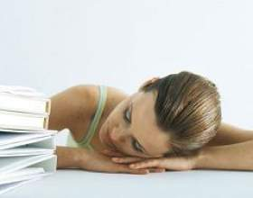 Синдром хронічної втоми фото