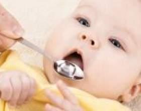 Сироп від кашлю дітям до року, який краще вибрати? фото