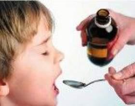 Сироп від кашлю для дітей - який вибрати, як лікувати? фото