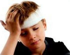 Струс головного мозку у дітей: причини, симптоми, лікування фото