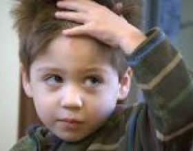 Струс мозку у дитини - як лікувати? фото