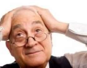 Старече слабоумство причини, профілактика, лікування фото