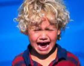Стрес у дитини - причини, симптоми, лікування фото