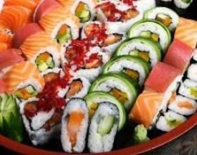 Суші можуть спровокувати серцевий напад! фото