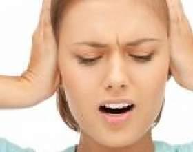 Тиннитус - дзвін у вухах. Причини і лікування фото