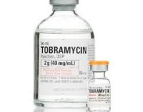Тобраміцин фото