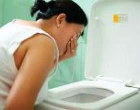 Нудота при вагітності на ранніх термінах - що робити? фото