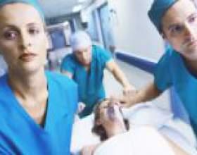Травматичний шок - причини, симптоми, лікування фото