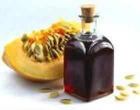 Гарбузова олія: застосування, користь і шкода фото