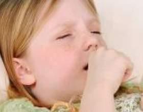 У дитини затяжний кашель - що робити? фото