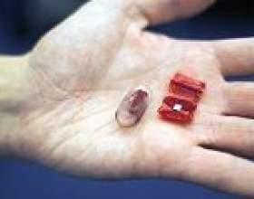 Вчені придумали «робот-орігамі» для вилучення ковтнув батарейки фото