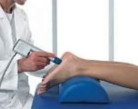 Ударно-хвильова терапія при лікуванні п`яткової шпори фото
