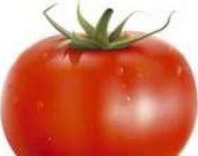 Універсальна ягода - томат! фото