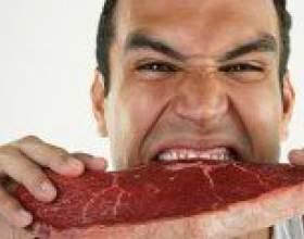 Вживання смаженого м`яса благотворно впливає на здоров`я фото