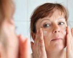 Шкіра, що в`яне особи - основний догляд фото