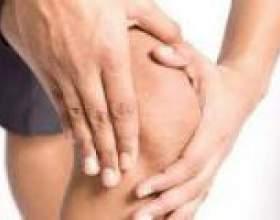 Жахливо болить коліно, що робити? фото
