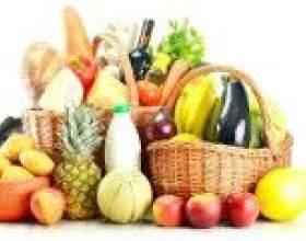 У яких продуктах найбільше калію? фото