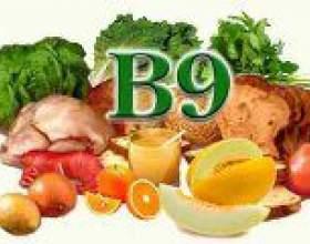 У яких продуктах міститься фолієва кислота? (Вітамін b9) фото
