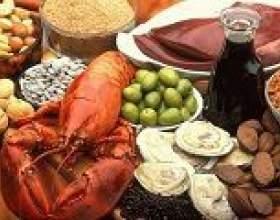 У яких продуктах міститься мікроелемент селен? фото
