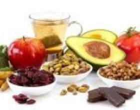 У яких продуктах міститься вітамін е фото
