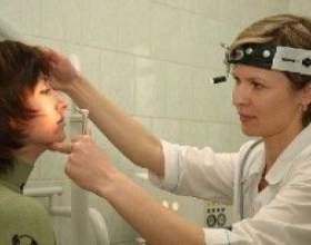 Вазомоторний риніт - лікування фото