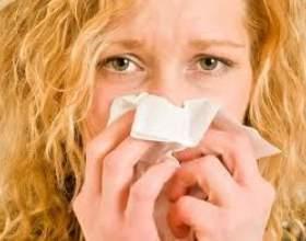 Вазомоторний риніт - симптоми і лікування. Хронічний і алергічний фото