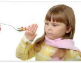Види антибіотиків для дітей фото