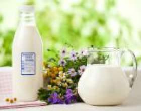Шкода і користь молока фото