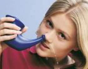 Закладений ніс, що робити, якщо сильно закладений ніс? фото