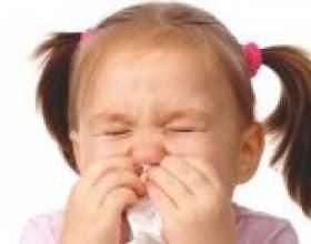 Закладеність носа у дитини без соплів як лікувати? фото