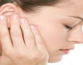 Закладеність вуха: причини, лікування фото