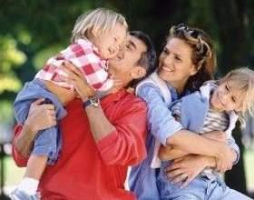 Здоров`я дітей залежить від рівня любові батьків! фото