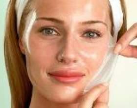 Желатинова маска для обличчя в домашніх умовах фото